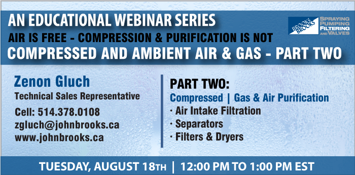 Part 2 - Compressed and Ambient Air & Gas