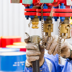 Lube Oil Transfer in Oil and Gas Processing