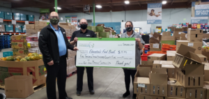 CSR - Food Bank - Edmonton