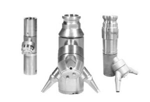 Alfa Laval Gamajet Directional Tank Cleaning Option