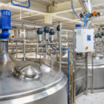 Alfa Laval Pharmaceutical Tank Cleaning