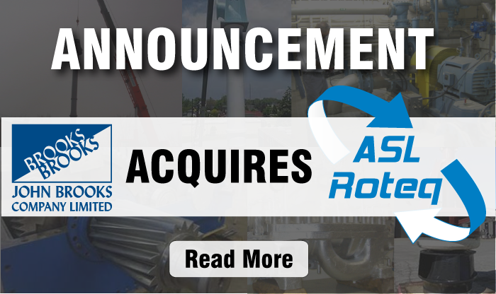John Brooks Company Acquires ASL Roteq