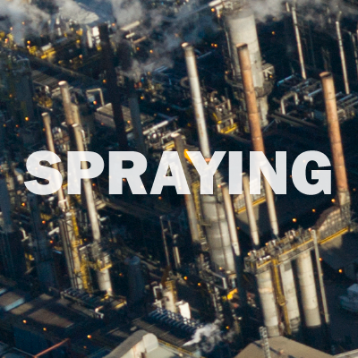 Oil and Gas Spraying