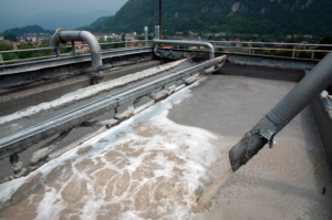 pulp and paper waste water