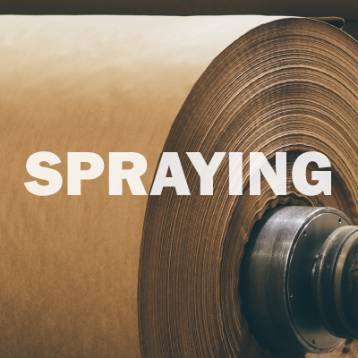 Pulp and Paper Spraying Solutions