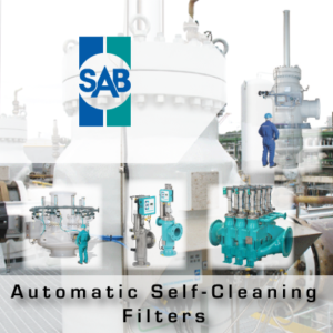 SAB Automatic Self-Cleaning Filters