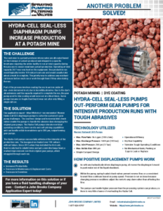 Hydra-Cell-D35-for-Potash-Dye-Coating